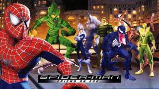 getlinkyoutube.com-Spider-Man - Friend Or Foe (PC) walkthrough part 1
