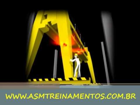 Operador de Ponte Rolante - Curso - Acidente - ASM Treinamentos