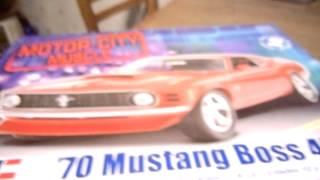 getlinkyoutube.com-revell motor city muscle mustangs review