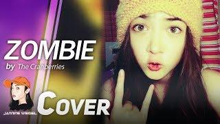 getlinkyoutube.com-Zombie - The Cranberries cover by 12 y/o Jannine Weigel