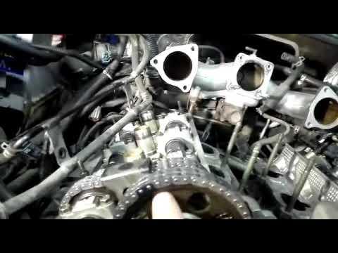 Suzuki Grand vitara XL-7 процесс сборки двигателя замена прокладок