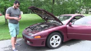 I Bought The Worst Mitsubishi 3000GT VR4...IN THE WORLD!