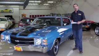 getlinkyoutube.com-71 CHEVROLET CHEVELLE SS454 for sale with test drive, driving sounds, and walk through video