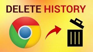 getlinkyoutube.com-How to delete Google Chrome history