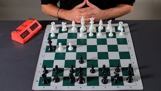 getlinkyoutube.com-How to Achieve Checkmate in 2 Moves | Chess