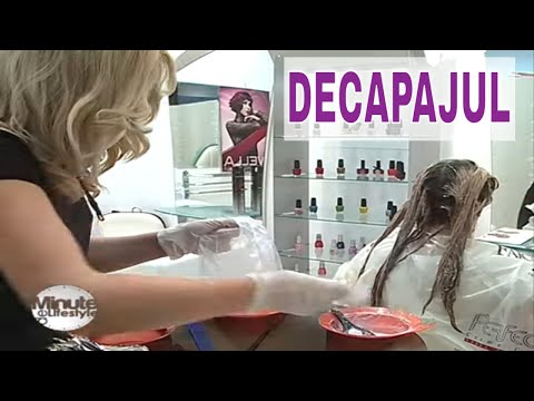 Decapajul - minute de lifestyle