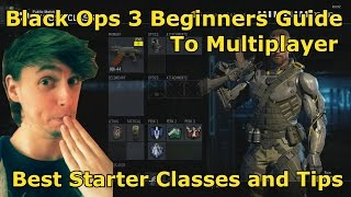 getlinkyoutube.com-Black ops 3 - Beginners Guide To Multiplayer
