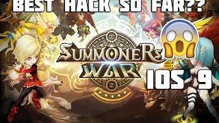 getlinkyoutube.com-Summoners War Hack Jailbreak Ios 9 Best Working Hack 2015