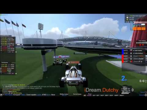 TMM TC 2014 - [Round 3] iDream vs eSuba