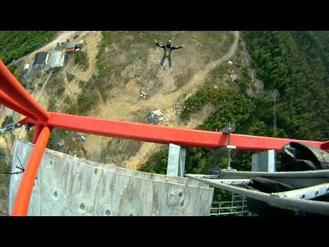 Radio Arcala base jump