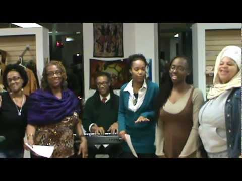 Ujamaa Collective holiday message 2012