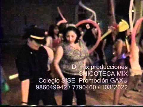 Colegio sise promoción gaxu Dj mix producciones