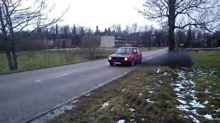 getlinkyoutube.com-vw golf mk1 gtd burnout