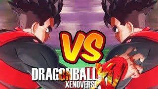 getlinkyoutube.com-Dragon Ball Xenoverse DLC Pack 3 - FIGHTING MYSELF  - Xbox One Gameplay E93 | Pungence
