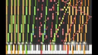getlinkyoutube.com-最終鬼畜フランドール・S UNオーエンは彼女なのか ピアノ