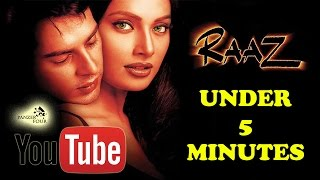 Raaz (2002) | Full Movie | Hindi | under 5 minutes width=