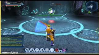 getlinkyoutube.com-DCUO quantum dps vs fire dps/tank 1v1