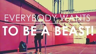 EVERYBODY WANTS TO BE A BEAST - Eric Thomas