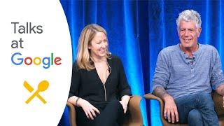 "getlinkyoutube.com-Anthony Bourdain & Laurie Woolever: ""Appetites"" | Talks at Google"