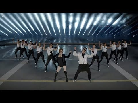 Psy's 'Gangnam Style' sequel, 'Gentleman M/V,' hits YouTube