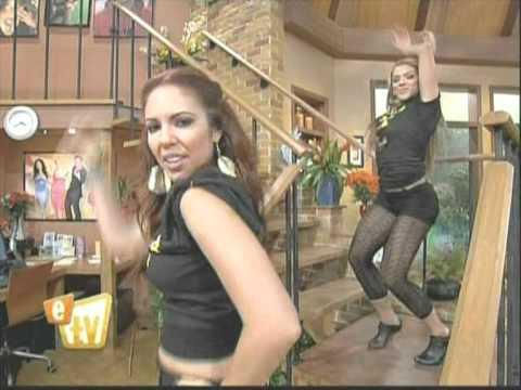 cancion para Yolhect Rivas ~ Bailarinas de Escandalo Tv