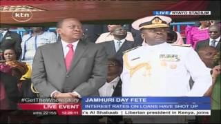 getlinkyoutube.com-Colourful moments during Jamhuri Day celebrations at Nyayo National Studium