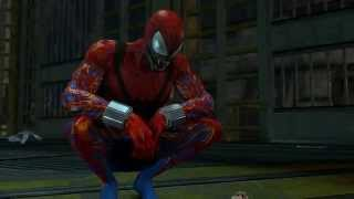 getlinkyoutube.com-The Amazing Spider-Man 2 Video Game - Spider Carnage Vs Carnage