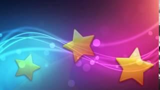getlinkyoutube.com-фон звёздочки FULL HD