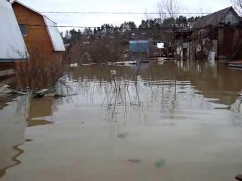 Наводнение Обнинск 2013