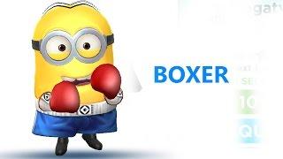 getlinkyoutube.com-Despicable Me: Minion Rush - Boxer