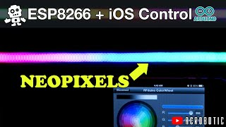getlinkyoutube.com-ESP8266 Custom iOS App: Control IoT Hardware From Your iPhone!