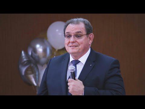 Выступление Главы городского округа Тольятти на Последнем звонке 2019 в гимназии №38