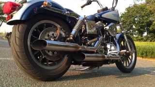 getlinkyoutube.com-Harley Davidson FXDL Lowrider  モーターステージ