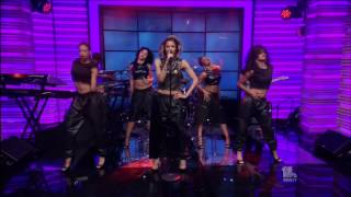 getlinkyoutube.com-Ciara -  Body Party (LIVE with Kelly & Michael 7-10-13)