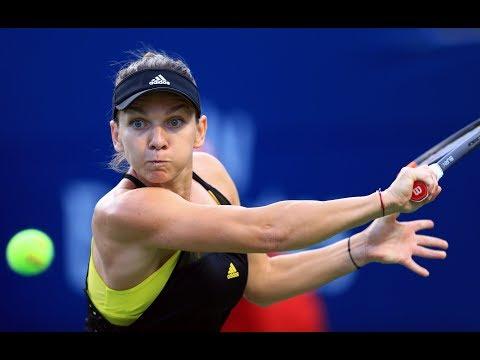 2017 Rogers Cup Second Round | Simona Halep vs Magdaléna Rybáriková | WTA Highlights
