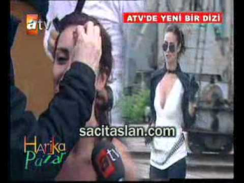 """Engin Altan Düzyatan ve Özlem Yılmaz'ın yer aldığı dizi oyuncuları """"Dantel"""" i anlattı..."""