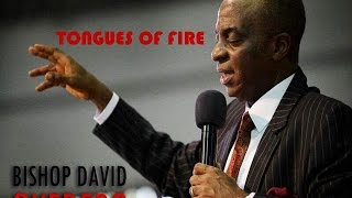 TONGUES OF FIRE BY BISHOP DAVID OYEDEPO