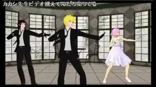 getlinkyoutube.com-[MMD]Sasuke,Naruto & Sakura-Koshitantan[Full Version]