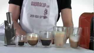 getlinkyoutube.com-Top 5 World's Best Espresso Drinks - Quick and Easy Recipes