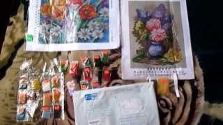 getlinkyoutube.com-Посылка от Ирины (Спасибо огромное!)