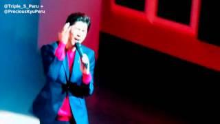 getlinkyoutube.com-Kim Kyu Jong In Peru - Drawing Love