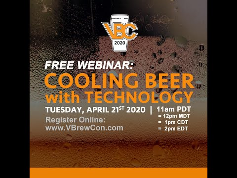 Cooling Beer with Technology