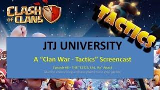 """getlinkyoutube.com-CW Tactics -- TH8 -- GoHo (aka """"w.TDCK, KH1, Ho"""")"""