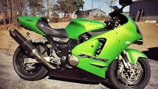 getlinkyoutube.com-2000 Kawasaki Ninja ZX-12R - Walkaround Video - (Reference No. 8895)