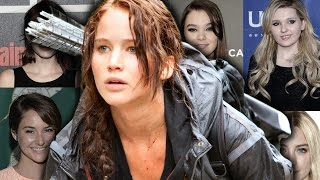 getlinkyoutube.com-12 Actresses You Didn't Know Almost Played Katniss