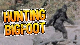 getlinkyoutube.com-HUNTING BIGFOOT!! - Finding BigFoot Gameplay