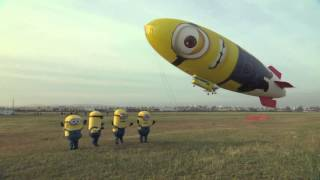 getlinkyoutube.com-壞蛋獎門人2 - 壞蛋飛船起飛喇! Despicable Me 2 - Despicablimp Time Lapse and Launch