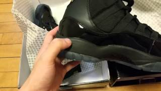 getlinkyoutube.com-Sneakerair.ru Gamma Blue 11 FAKE unboxing! Sneakerair.cn SCAM