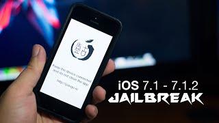 getlinkyoutube.com-OFFICIAL How To Jailbreak iOS 7.1 - 7.1.2 Untethered For iPhone iPad & iPod With Pangu 1.2