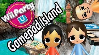 getlinkyoutube.com-ABM: Wii Party U Gamepad Island !! HD